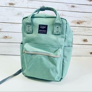 Anello | Mint green back pack
